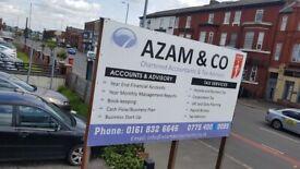 AZAM & CO CHARTERED ACCOUNTANTS ( RECRUITING ACCOUNTS & PAYROLL STAFF)