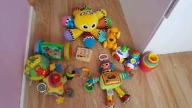 Baby/toddler assorted toys