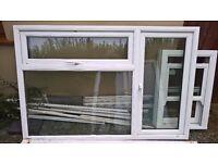 Used UPVC Window