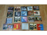 21 x rare beatles cds / promo / sealed / only the beatles cassette