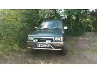 Toyota Hilux Surf 2.4 Manual