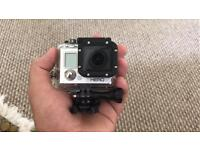 Nearly new Go Pro Hero 3 with accessories