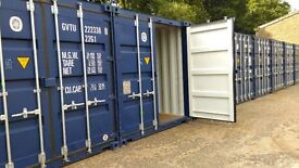 Storage / Shipping Containers to Rent - Sapphire House - £25.50 per week