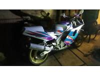 Yamaha FZR1000 EXUP FOXEYE