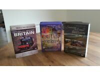 Steaming Train Box sets & Britain of Yesteryear Box set