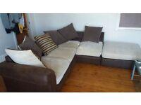 Sofa,beds,fridge,table and chairs,tvs, washing macine .