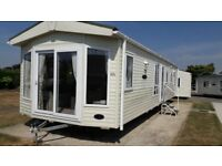 Pemberton Verona Static Caravan 38x12, 2009, 3 beds, with central heating and double glazing