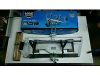 "Used Mac Allister 22"" compound mitre saw"