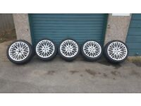 "Bmw style 149 alloys alloy wheels 20 "" inch 7 series"