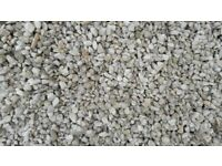 Stones 20mm Gravel ideal for garden or patio quantity equivalent to 2 jumbo bags