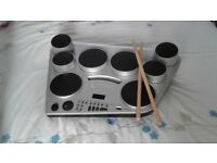 Electronic Drum Kit with Silicon tip Drum Sticks