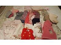 Baby Girls Bundle. 3-6mths. 55+ Pieces