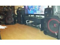 LG SPEAKER LG9730 15INCH SUB LED LIGHTS THIS IS A BIG SPEAKER&WILL SHAKE YOUR HOUSE £80 O N O