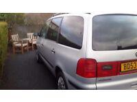 VW Sharan 7 Seater