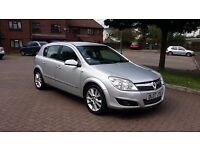 2007 Vauxhall ASTRA 1.9 CDTi // 150BHP, 6 SPEED, HALF LEATHER, MP3, MOT Nov 2017//
