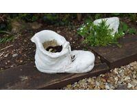 Stone Boot