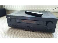 Yamaha DSP-AX620 surround sound amplifier home cinema