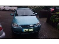 2004 VAUXHALL CORSA ENERGY 1.0 FULL SERVICE HISTORY, 35000 MILES, VGC, LOW INSURANCE