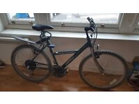 Huffy Blades USA 18 Speed Mountain Bike + Helmet and Lock