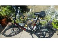 Brand new 20inch folding bike