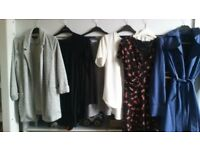 large bundle of women's clothes to fit size 10, includes joules, phase eight, warehouse etc
