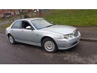Rover 75 auto 2002 petrol excellent condition