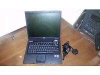 OLD HP COMPAQ NC6120 LAPTOP IN VERY GOOD CONDITION