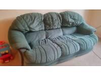 Comfy sofa in good condition..