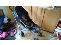 Push Chair for sale with Cosy Toe