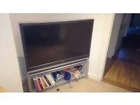 "52"" Sony Bravia TV & stand - Spares & Repairs"