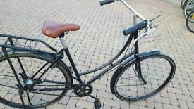 Dutchie Dutch Bike With Pedal Brakes and Hub Gear. £100
