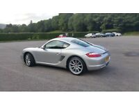 Immaculate and Cherished Porsche Cayman 3.4 S
