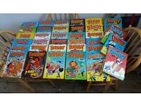 A collection of Dandy Annuals