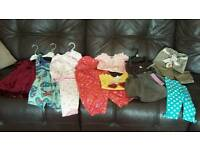 Bundle of girls clothes - size 12-18 months - brand new with tags