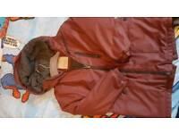 Kids zara winter coat