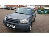 LEFT HAND DRIVE FREELANDER IN SOUTH EAST LONDON