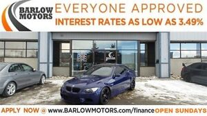 2008 BMW M3 Base (APPLY NOW DRIVE NOW)
