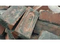 Reclaimed bricks 1930s
