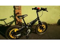 "Batman Boys 16"" Bicycle"
