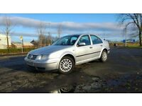 2004 Volkswagen Bora S 1.6 5 Door Manual Petrol - MOT July 2017 - 105661 Miles - HPI Clear