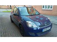 Ford Fiesta 2008 style