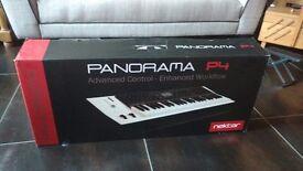 Nektar Panorama P4 Midi Controller Keyboard
