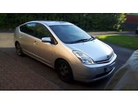 04REG PRIUS 1.5 T4 180K FULL TOYOTA HISTORY UPTO 167K SERVICE BOOK STAMPED HPI CLEAR