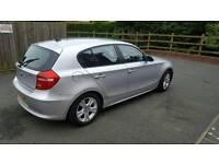 BMW 118i Low Milage 54,000. £3500ono
