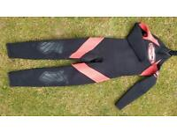 Kids wetsuit.