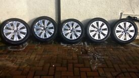 Alloy wheels Citreon