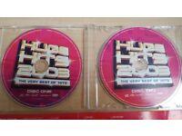 2 x CD's Huge Hits 2003