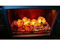NEW DIMPLEX PIERMONT OPTI-MYST FLAME AND SMOKE EFFECT ELECTRIC FIRE
