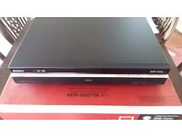 SONY RDR-HXD790 120GB HDD HDMI DVD RECORDER FREEVIEW USB 1080p ONE-TOUCH DUB