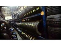 NEW TYRES IN STOCK TODAY OVER 3000 NEW & PART WORN TYRES UNDER 1 ROOF ,4x4, OPEN 7 DAYS